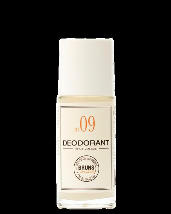 BRUNS - Deodorant nr. 09 - Oparfymerad