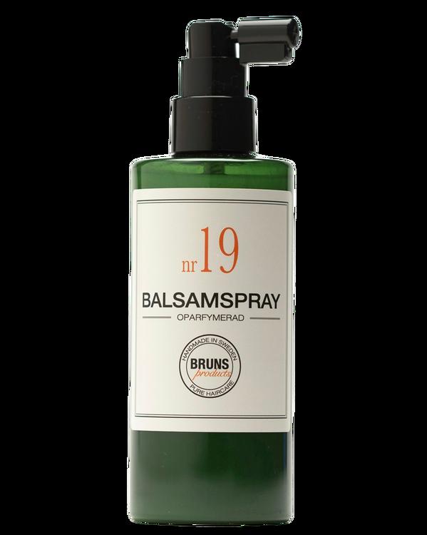 BRUNS - Balsamspray nr. 19 - Oparfymerad