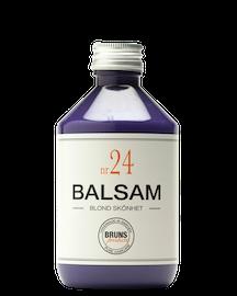 BRUNS - Balsam nr. 24 - Blond skönhet
