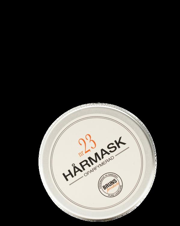 BRUNS - Hårmask nr. 23 - Oparfymerad