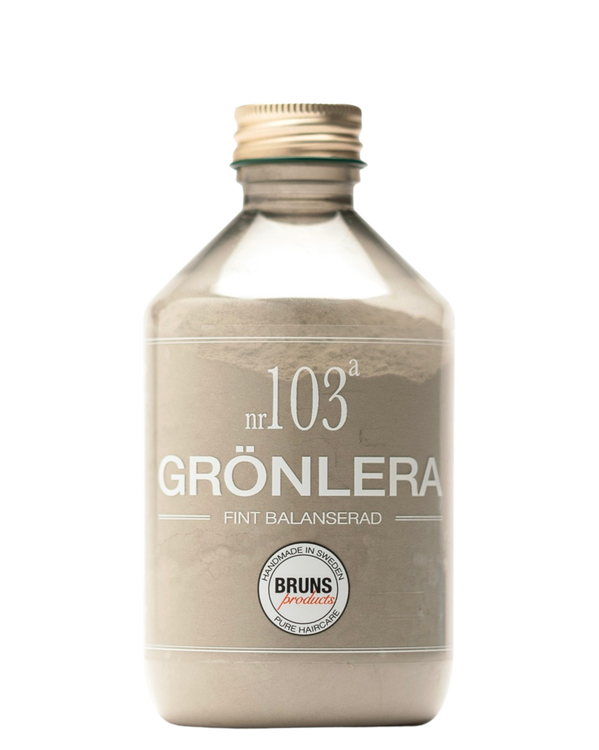 BRUNS - Grönlera nr. 103a - Fint Balanserad - Normal/Fet hy