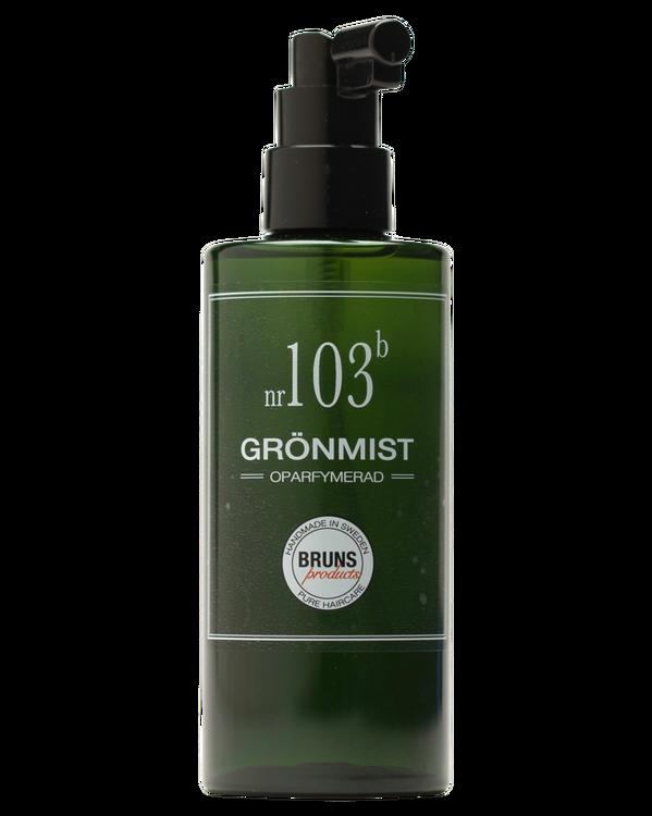 BRUNS - Grönmist nr. 103b - Oparfymerad - Normal/Fet hy