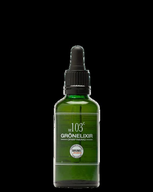 BRUNS - Grönelixir nr. 103c - Oparfymerad - Normal/Fet hy