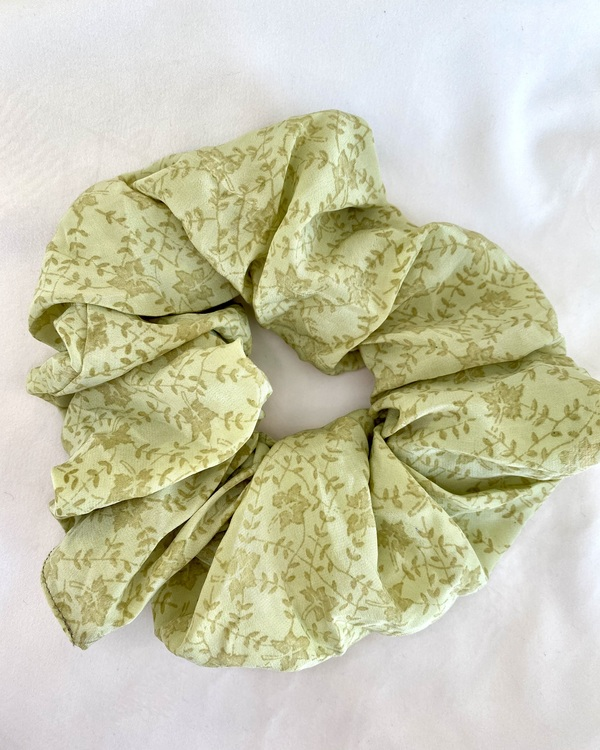 Sissel Edelbo - Wanda Mega Silk Scrunchie