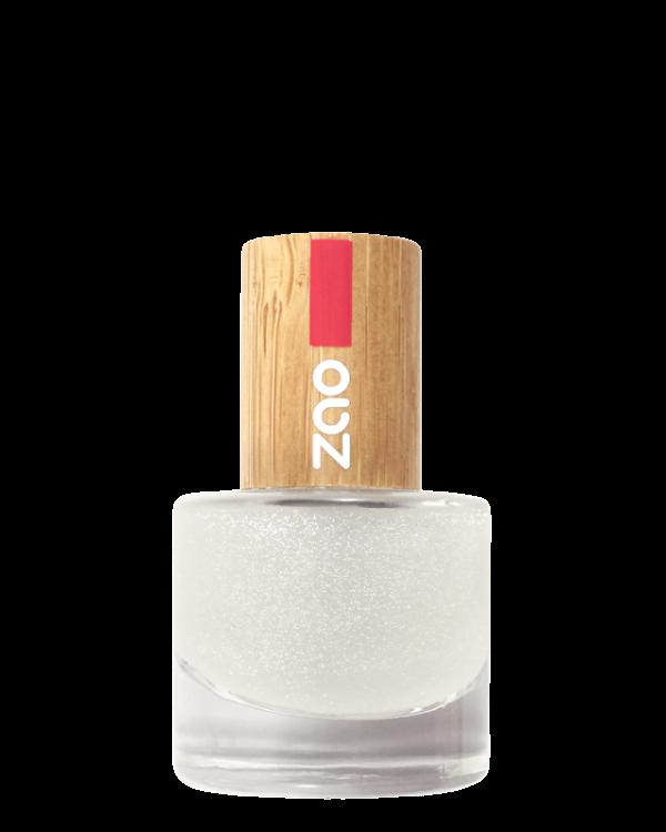 ZAO Organic Glitter Top coat