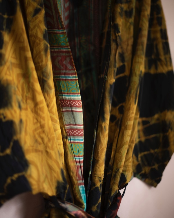 EYWA - Lucy Batik Kimono #01