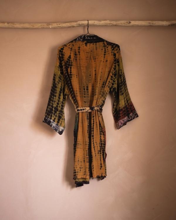 EYWA - Luna Batik Kimono #08
