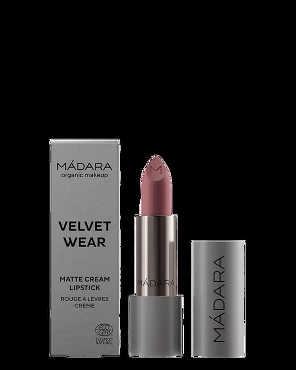 Mádara - Velvet Wear Matte Cream Lipstick - Cool Nude