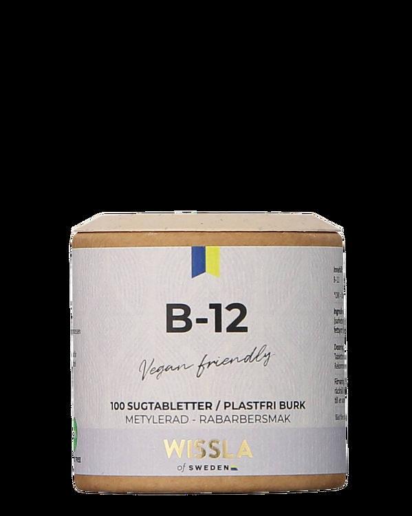 Wissla - Vitamin B12 med rabarber