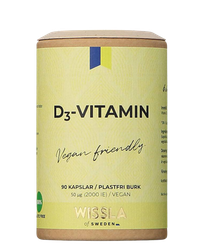 Wissla - Vegansk D3-Vitamin