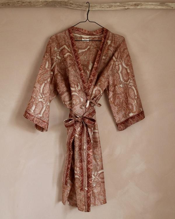 EYWA - Luna Kimono Dress #17