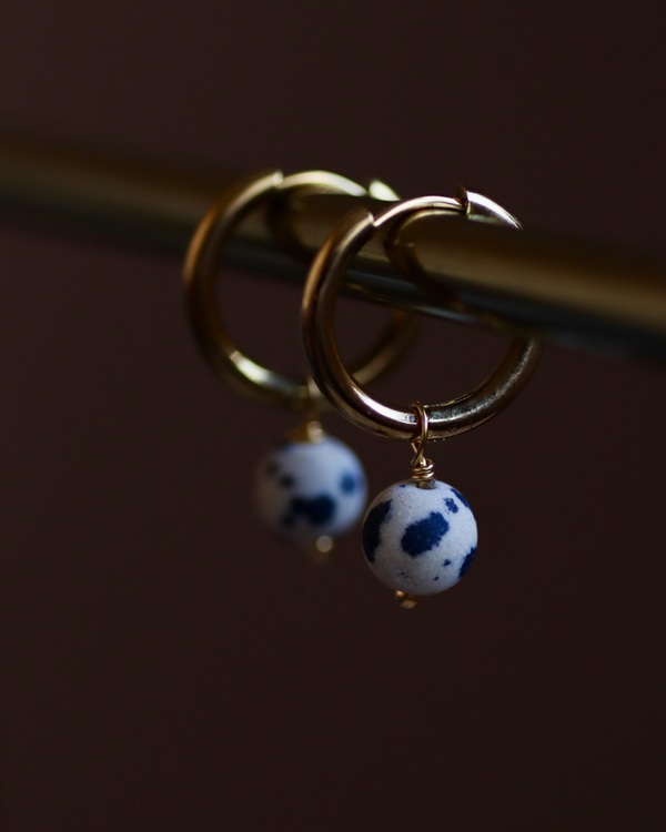 Abbronzare - Torino Earrings