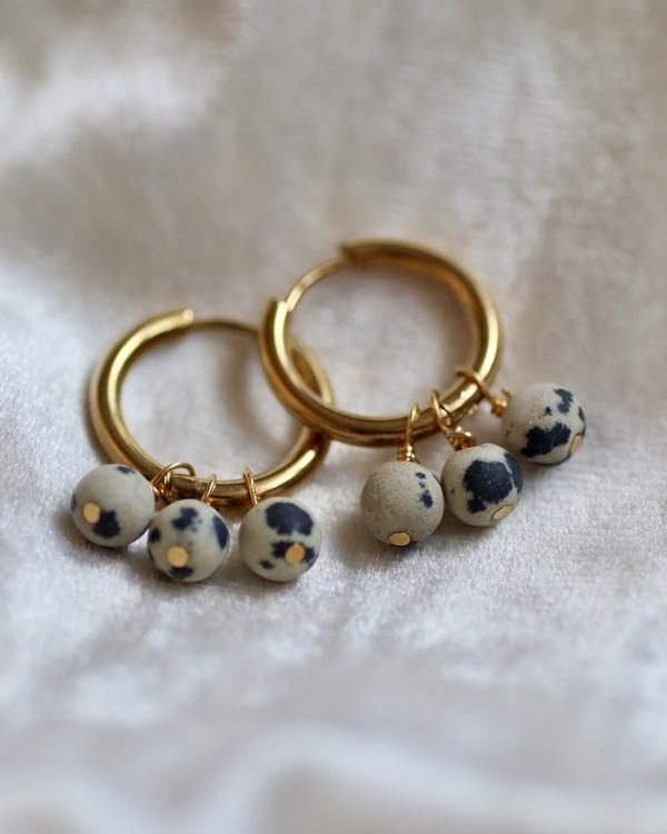 Abbronzare - Trento Earrings