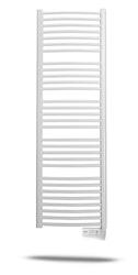ALAID Håndkletørker Hvit med innebygd tidsinnstilling
