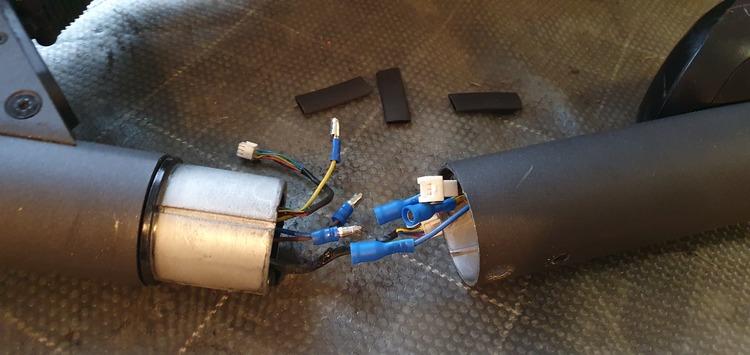 Förstärka kablar Ninebot ES1 ES2 ES4