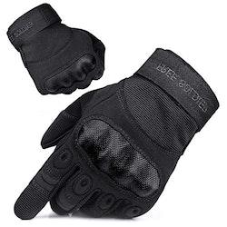 Handskar med skydd för knogar