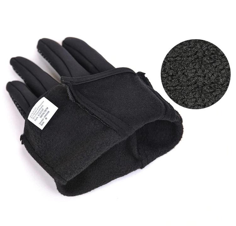 Vattentäta handskar med touch