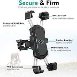 Mobilhållare med 360 graders vridning