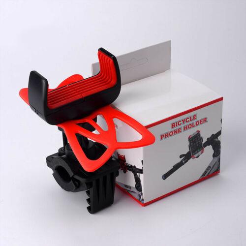 Mobilhållare med gummiband