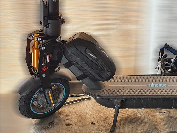 12v kit till Segway Ninebot G30-modellerna(UTTAGNA OCH SKA OMTESTAS INNAN FÖRSÄLJNING)