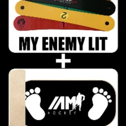 MY ENEMY LIT + BALANCE BOARD