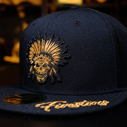 Flat Caps med brodert logo