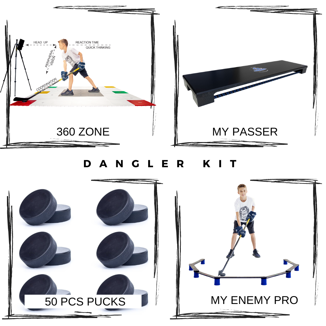 IAMHOCKEY DANGLER KIT