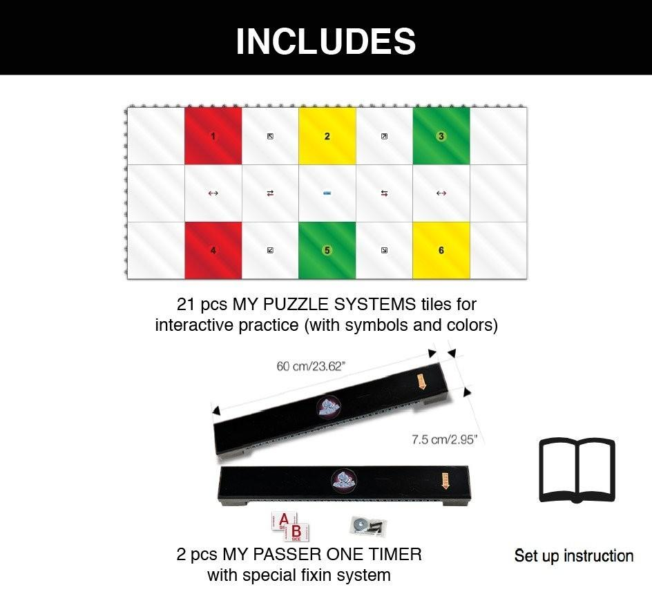 MY PUZZLE SYSTEM