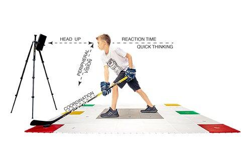 360 ZONE - STICKHANDLING AND FITNESS SURFACE