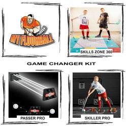 MY FLOORBALL GAME CHANGER KIT