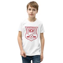 Kongsberg Hockey T-skjorte Barn