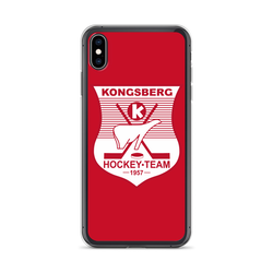Kongsberg Hockey iPhone Case