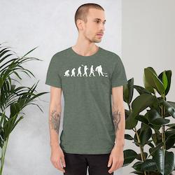 T-skjorte ''EVOLUTION''