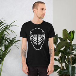 T-skjorte ''GOALIE MASK''