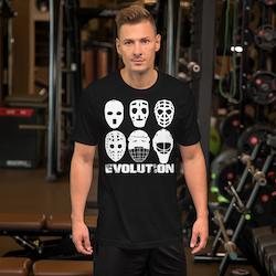 T-skjorte ''GOALIE EVOLUTION''