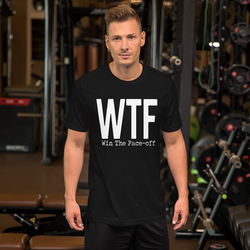 "T-skjorte ""WTF"""