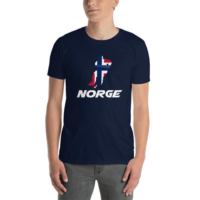 NORGE HOCKEY T-skjorte #1