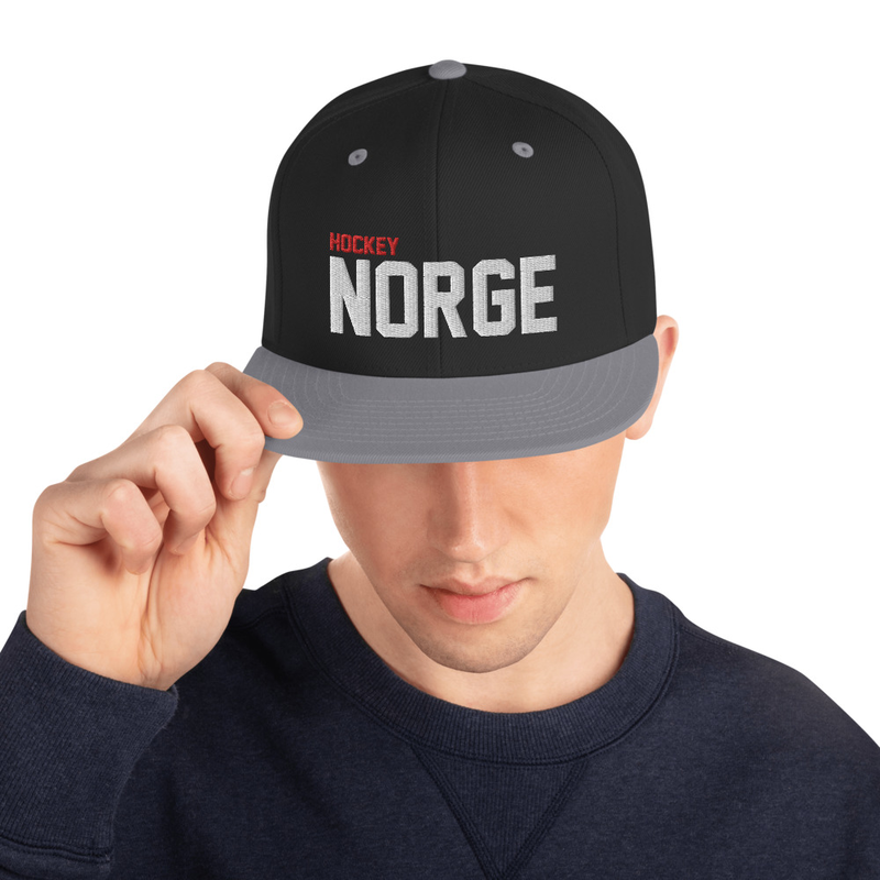 NORGE HOCKEY Snapback