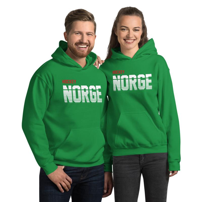 NORGE HOCKEY #1 Hettegenser