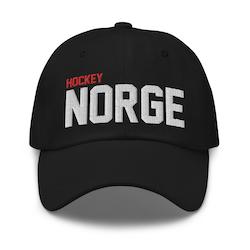 NORGE HOCKEY Dad hat