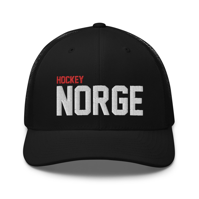 NORGE HOCKEY Trucker Cap