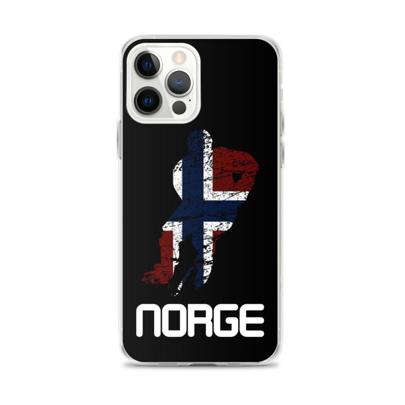 NORGE HOCKEY iPhone Case