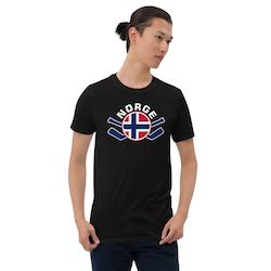 NORGE HOCKEY #6 T-skjorte