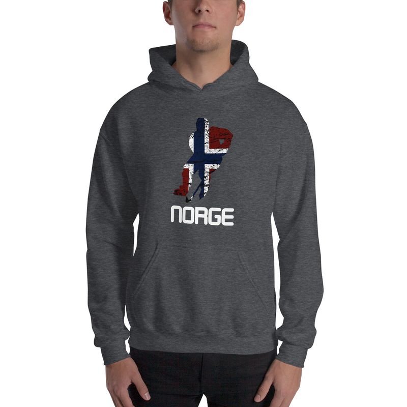 NORGE HOCKEY #2 Hettegenser
