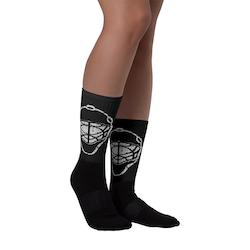 """Socks """"GOALIE MASK"""""""