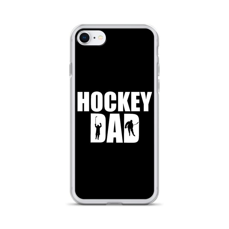 "iPhone Case ''HOCKEY DAD"""
