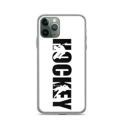 "iPhone Case ''HOCKEY #2"""