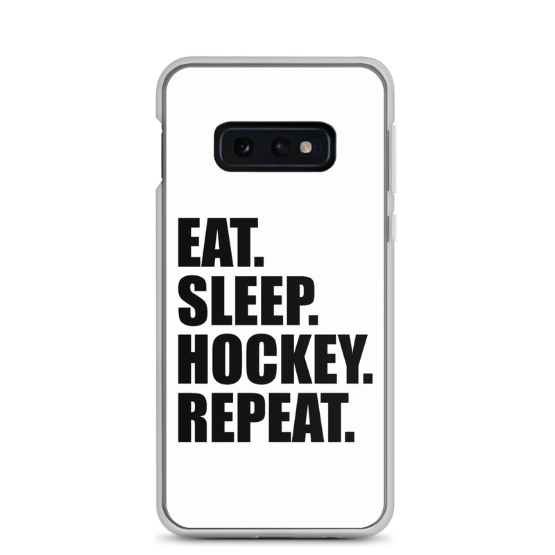 Samsung Case ''EAT.SLEEP.HOCKEY.REPEAT #2''