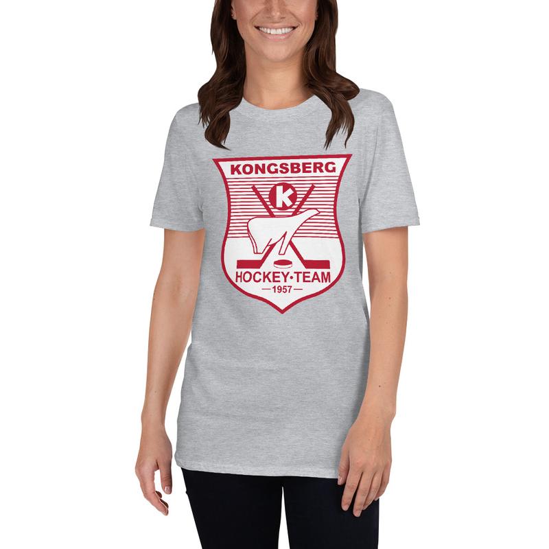 Kongsberg Hockey #2 Unisex T-skjorte