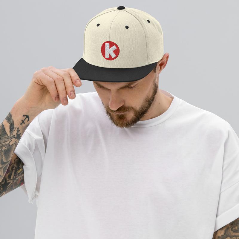 Kongsberg Hockey Snapback CAP